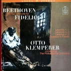 Beethoven: The Four Overtures for Fidelio,…