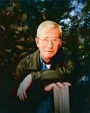 Author photo. Photo by Jack Rodden.