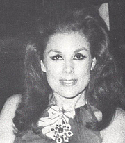 Author photo. Sylvia Goldman circa 1974