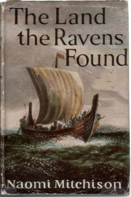 The Land the Ravens Found cover