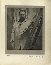 Author photo. Photo by Alvin Langdon Coburn, 1913 (courtesy of the <a href=&quot;http://digitalgallery.nypl.org/nypldigital/id?483434&quot;>NYPL Digital Gallery</a>; image use requires permission from the New York Public Library)