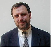 Author photo. Stephen A. Campbell