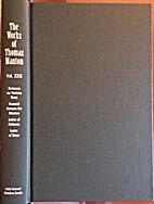 Works of Thomas Manton (Volume 22) by Thomas…