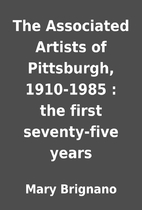The Associated Artists of Pittsburgh,…