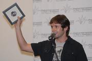 Author photo. Festival Internacional de Cine en Guadalajara