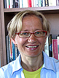 Author photo. Anne Ollila