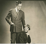 Author photo. George Palmer Putnam with his wife Amelia Earhart