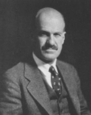 Author photo. Herbert Eustis Winlock [credit: t3.wy Foundation for Historical Research in Egyptology]