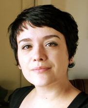 Author photo. Esther Dieltjes, (co-)auteur van verscheidene publicaties over kunst en cultuur