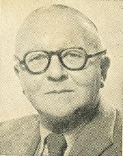Author photo. E. John Holmyard