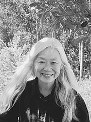 Author photo. Gail K. Evanari