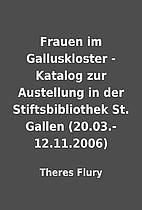 Frauen im Galluskloster - Katalog zur…