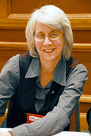 Author photo. <A HREF=&quot;http://flickr.com/photos/markcoggins/2439782848/in/set-72157604716295597/&quot;>Photo by Mark Coggins</A>