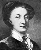 Author photo. John Arbuthnot, MD, Ph.D., author of the John Bull pamphlets, from a painting by Godfrey Knoeller (Public domain ; Wikipedia