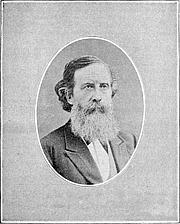 Author photo. Image from <b><i>400 years of freethought</i></b> (1894) by Samuel Porter Putnam
