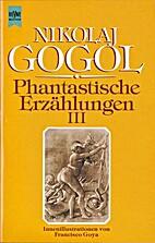 Phantastische Erzählungen III by Nikolaus…