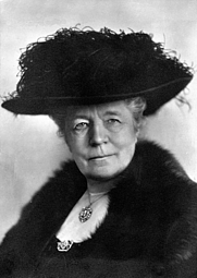 Author photo. Selma Lagerlöf 1928 - Photo: Atelje Jaeger, Stockholm