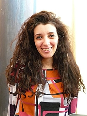 "Author photo. <a href=""http://it.wikipedia.org/wiki/Paola_Barbato"" rel=""nofollow"" target=""_top"">http://it.wikipedia.org/wiki/Paola_Barbato</a>"