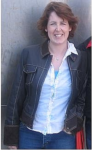 Author photo. Picture of Kelley Armstrong provided by her.