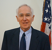 Author photo. John Ferling [credit: Wikimedia Commons user Geraldshields11]
