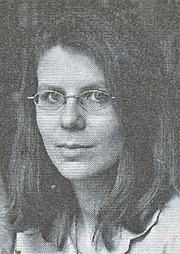 Author photo. Anne Provoost (book cover)