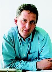 Author photo. Esteban Alterman