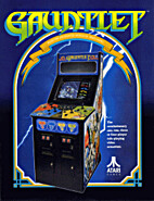 Gauntlet by Atari Games