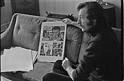 Author photo. Kjell Hallbing, alias Louis Masterson.