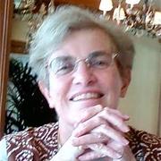 Author photo. Mary D. Garrard