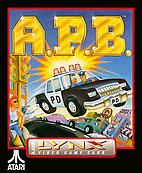 APB by Atari Games