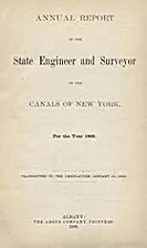 Annual report of the State Engineer and…