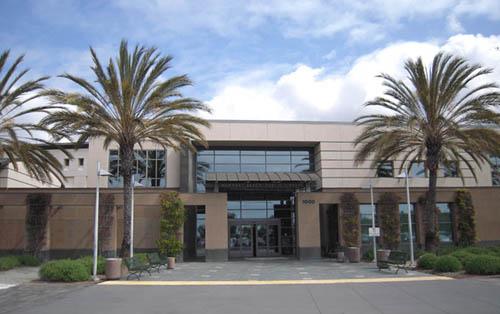 Newport Beach Public Library Central Library In Newport Beach Ca