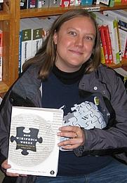 Author photo. Flickr user Dvortygirl