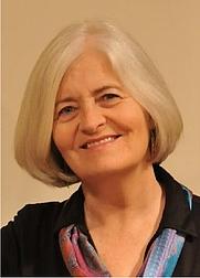 Author photo. Patricia Wynn/from author website