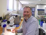 Author photo. Dr Lawrence Edward Oliver Braack
