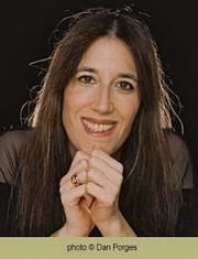 Author photo. Zeruya Shalev