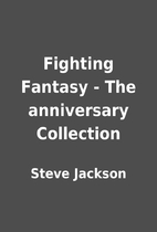 Fighting Fantasy - The anniversary…