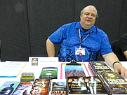 Author photo. Picture of Gen Con Indy 2008 in Indianapolis, Indiana, USA. Donald J. Bingle by Wikipedia user Piotrus