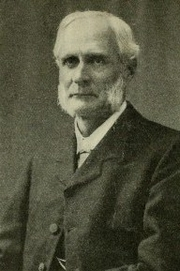 Author photo. Image from <b><i>The Authorship and Historical Character of the Fourth Gospel</i></b> (1872) by William Sanday