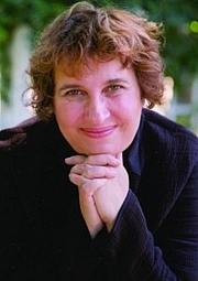 Author photo. Sharon Salzberg. Photograph copied from interview at <a href=&quot;http://blog.timesunion.com/holistichealth/real-happiness-an-interview-with-sharon-salzberg/5138/&quot; rel=&quot;nofollow&quot; target=&quot;_top&quot;>TimesUnion.com</a>