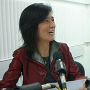 Author photo. Kan Qian