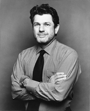 Author photo. Undated photograph by Mark Seliger.