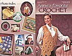 Annie's favorite crochet. Nov/Dec 1999.…
