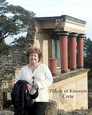 Author photo. Gail Carolyn Sirna