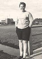 Author photo. Allyson A. Beutke