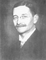 Author photo. Alfred Körte (1866–1946)
