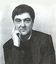 Author photo. From his Homepage