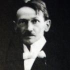 Author photo. An image of Oton Župančič
