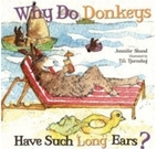 Why Do Donkeys Have Such Long Ears? by…