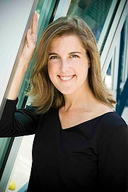 Author photo. Amanda Eyre Ward